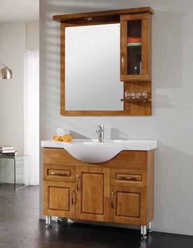 实木浴室柜
